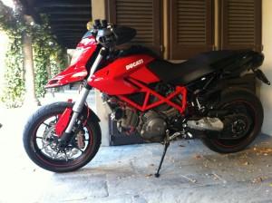 """Ducati HyperMotard 1100 M.Y. 2009 """"Level 99"""""""