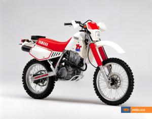 1990 Yamaha TT 350