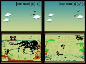 Octopuss and Parachute