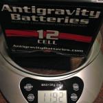 Batteria Antigravity