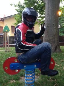Poli rides