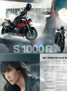 S1000R brochure