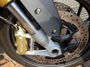 R1200RS brake