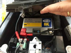 Batteria MagnetiMarelli ION4