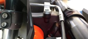 KTM piastra nuova quasi viola 1