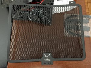KTM cover radiatore Racefoxx